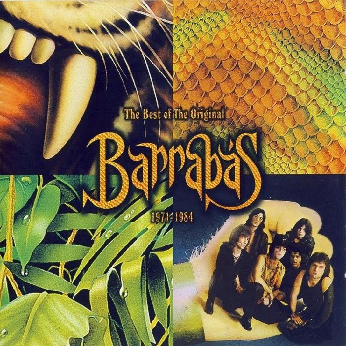 Barrabas – The Best Of The Original Barrabas 1971-1984