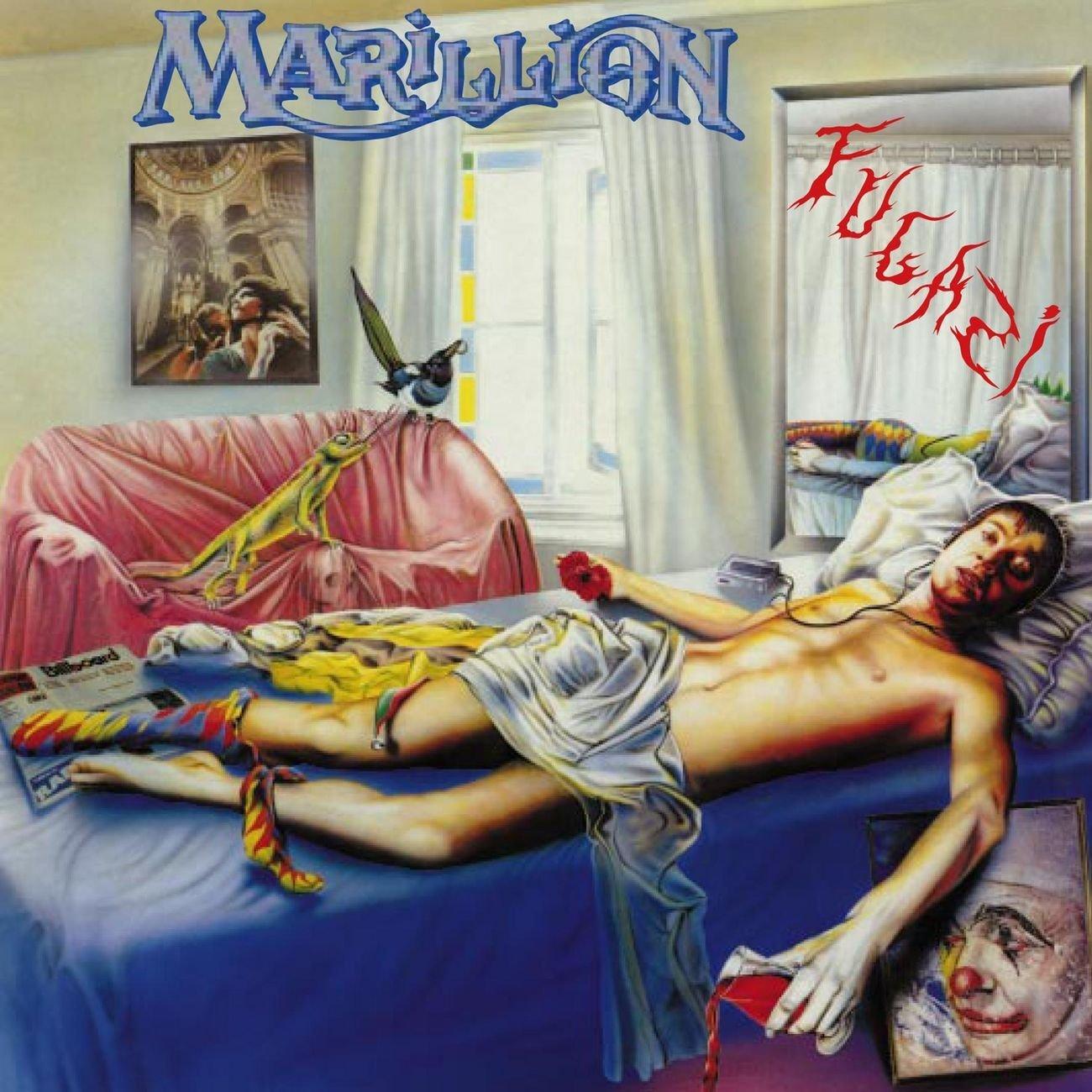 Los 25 mejores discos de rock progresivo.... MARILLIONFUGAZILP