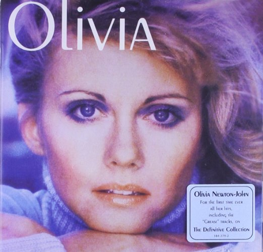 OLIVIANEWTONJOHNTHEDEFINITIVECOLLECTIONCD
