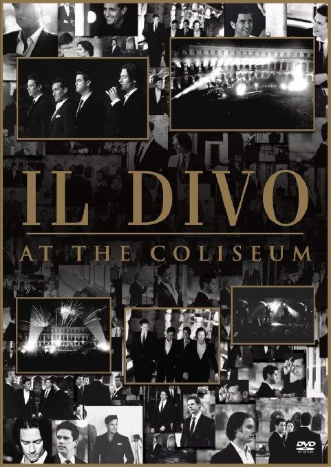 Il divo at the coliseum musicland chile - Il divo at the coliseum ...