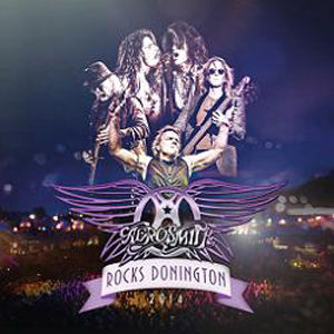 AEROSMITHROCKSDONINGTON2014LP