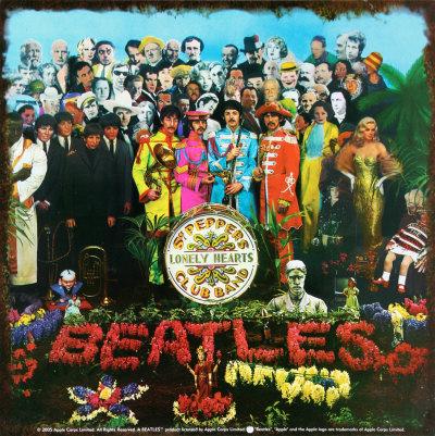 Beatles – sargent pepper