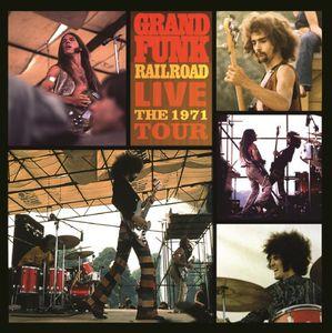 GRANDFUNKRAILROAD1971TOUR2LP