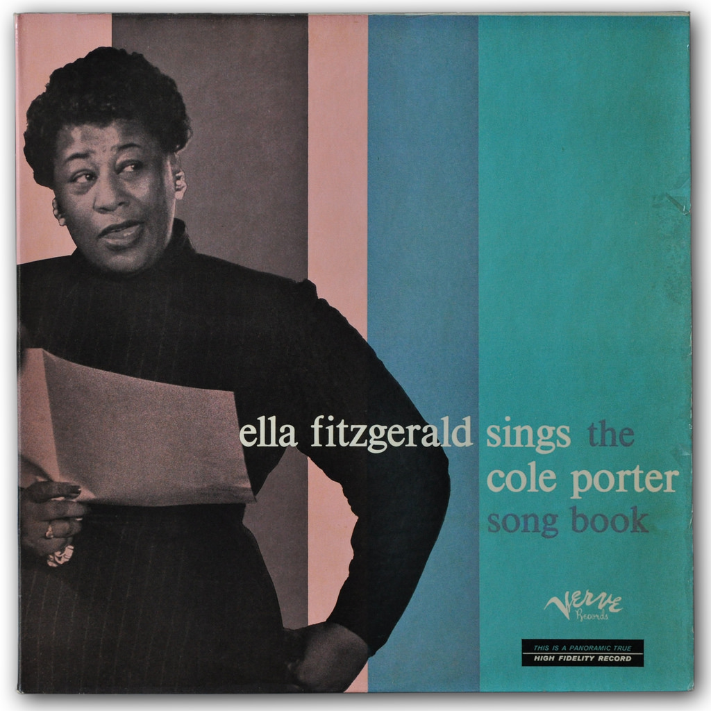 Ella Fitzgerald Sings The Cole Porter Musicland Chile