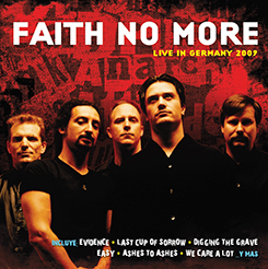 FAITHNOMORELIVEINGERMANY