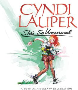 Cyndi Lauper She S So Unusual A 30th Anniversary