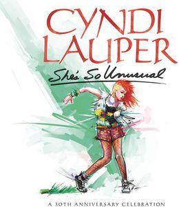 CYNDILAUPER-SHE'SSOUNUSUAL