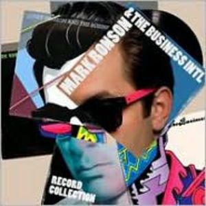 MARKRONSONRECORDCOLLECTION