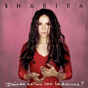 SHAKIRA-LADRONES
