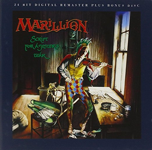 marillion script for
