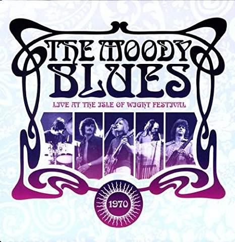MOODY BLUES LIVE AT THE ISLE