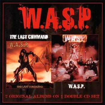 W.A.S.P. – 2 CD