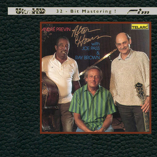 ANDRE PREVIN, RAY BROWN, JOE PASS AFTER
