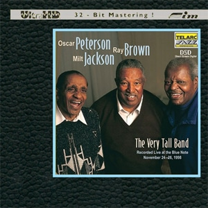 OSCAR PETERSON TALL BAND